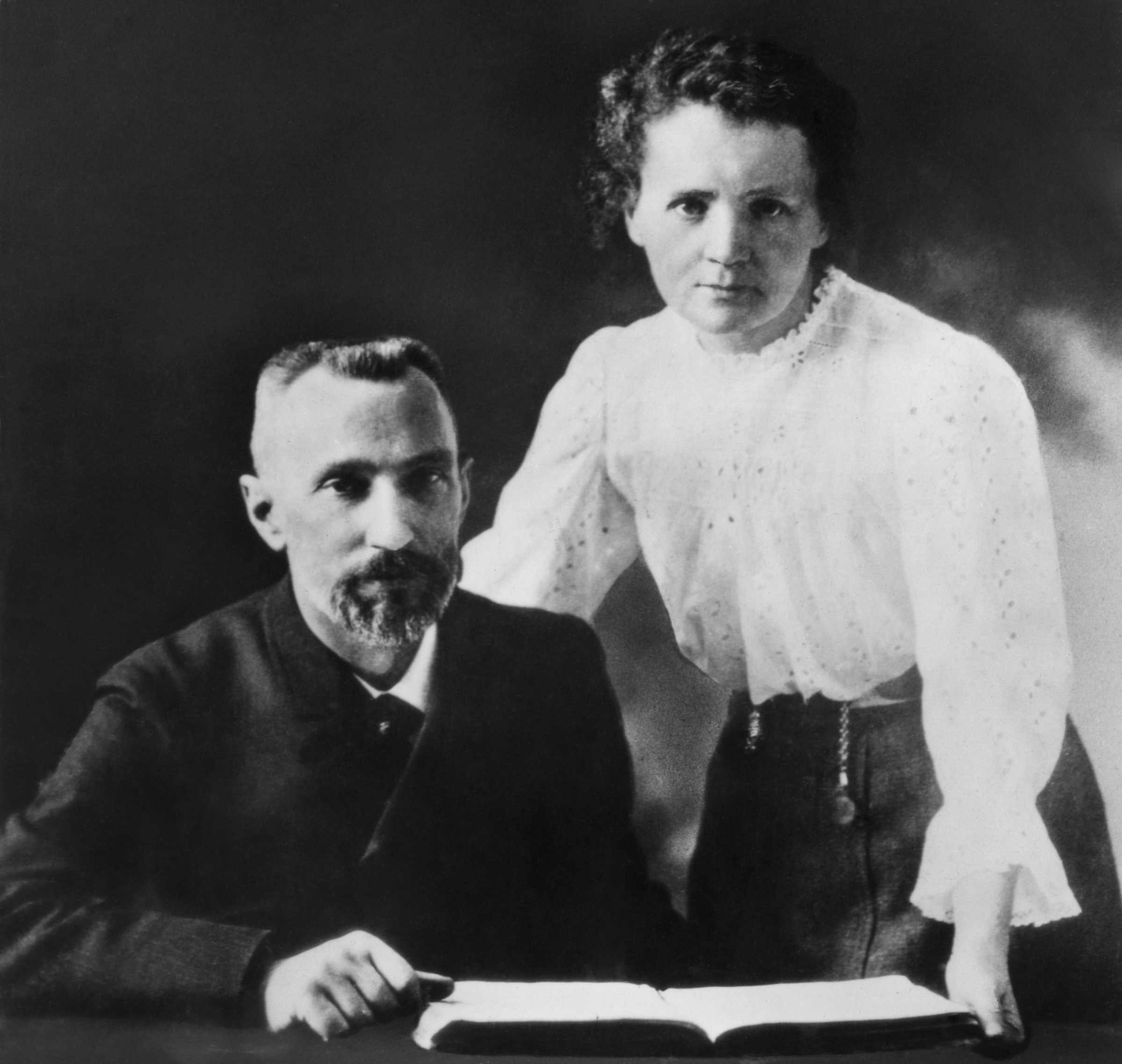 Pierre and Marie Skłodowska Curie | a marriage of minds