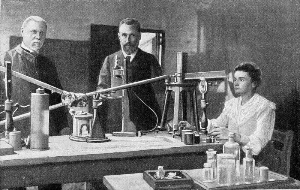 Pierre and Marie Skłodowska Curie | an extraordinary partnership